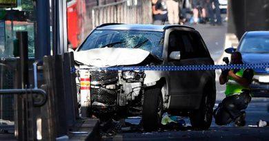 Ataque Auto australia Conductor Problemas Mentales