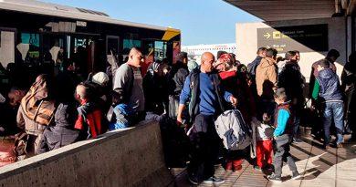 Bruselas Lleva Justicia Países Incumplir Cuota Refugiados