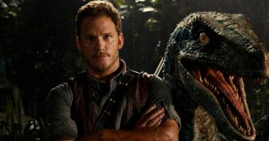 Chris Pratt Corre Vida Adelanto Entrega Jurassic Park