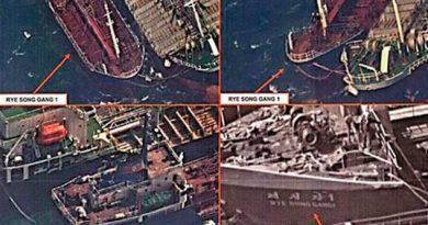 Corea Sur Detiene Barco Llevando Petróleo Corea Norte