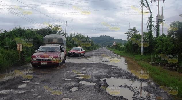 Desencanto Obra Carretera
