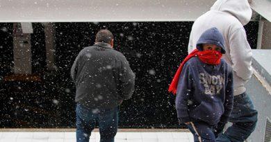 Esperan Nevadas Tercera Tormenta Invernal