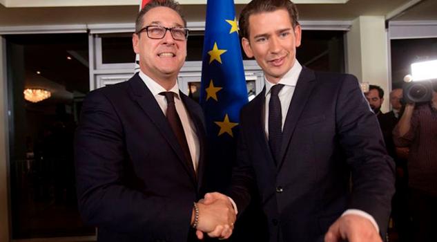 Extrema Derecha Regresa Gobierno Austria