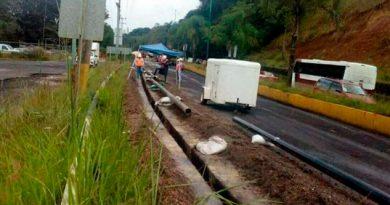 Gobierno Autorizó Introducir Gasoducto Carretera Coatepec SIOP