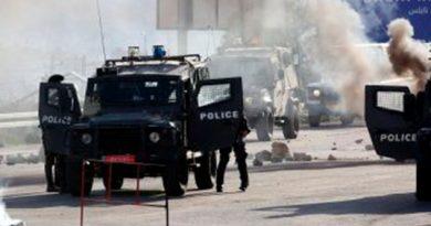 Israel Despliega Tropas Amenaza Oleada Violencia Palestina