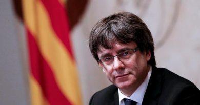 Justicia belga cierra caso contra Carles Puigdemont