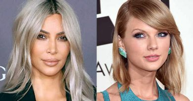 Kim Kardashian Reaviva Rivalidad Taylor Swift