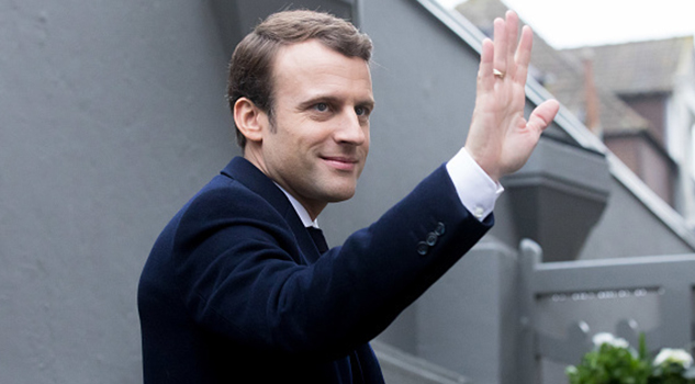 Macron Encabeza Lucha Contra Calentamiento Tras Salida E.U.