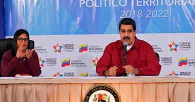 Maduro Primer Paso Prohibición Partidos Políticos