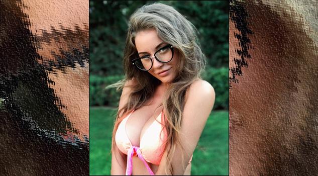 Olga Katysheva: Su rostro angelical nos ha cautivado y hoy llega para conquistar a todos nuestros lectores.
