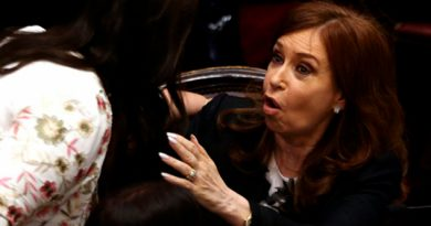 Ordenan Detención Expresidenta Cristina Fernández