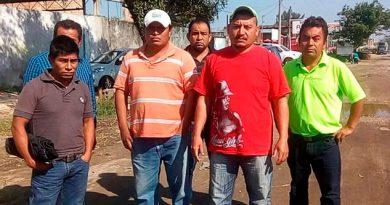Paran Rehabilitación Coatza Mina Trabajadores Exigen Pagos