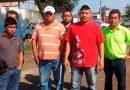 Paran rehabilitación de la Coatza-Mina; trabajadores exigen pagos