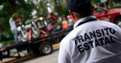 Pedro Tiburcio Morteo Frente Dirección Tránsito