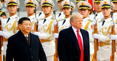 Plan Seguridad Nacional Trump Mentalidad Guerra Fría China