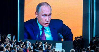 Putin Apoya Carisma Irá Elecciones Independiente