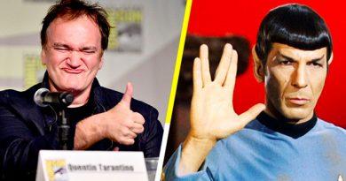 Quentin Tarantino Dirigir Película Star Trek