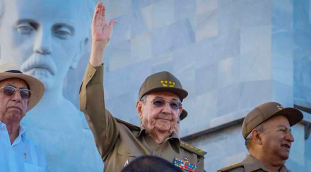 Raúl Castro Dejará Presidencia Cuba Abril 2018
