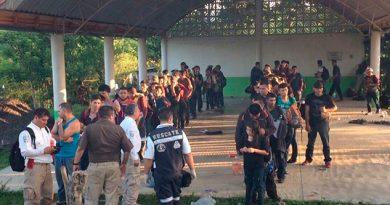 Repunta Secuestro Indocumentados Veracruz