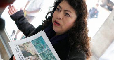 Riesgo Reserva Ecológica Pancho Poza