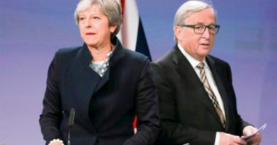 Sin Acuerdo Brexit Reino Unido UE