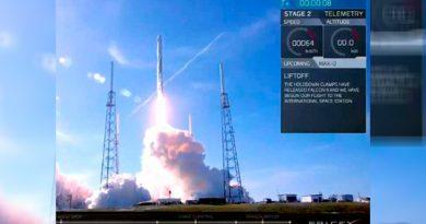 SpaceX Lanza Éxito Cohete Reciclado