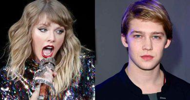 Taylor Swift Joe Alwyn Muestran Primera Vez Miedo Cámaras