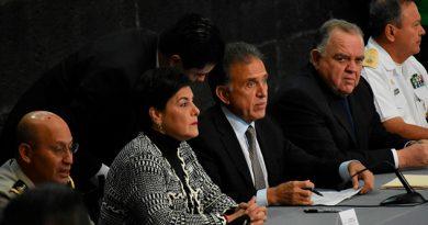 Yunes Firma Convenio Ayuntamientos Reconstruir Policías Municipales