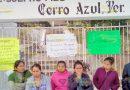 Toman la escuela primaria Ejército Mexicano