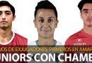 Los 'juniors', primeros en amarrar equipo en el Draft de Ascenso MX