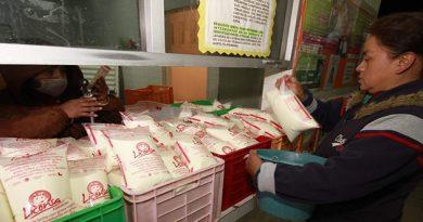 Venden a peso el litro de leche en 400 municipios del país