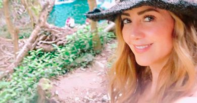 Andrea Legarreta Cautivó Cuba Diminuto Bikini