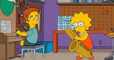 Aparición Ed Sheran Los Simpson
