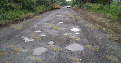 Arreglo Carretera Prioridad