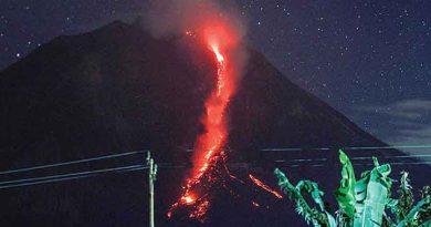 Asia Alerta Volcanes Activos