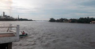 Aumenta Nivel Río Uxpanapa Tiende Estab ilizarse