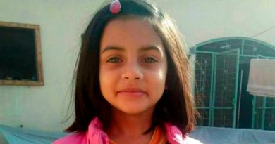Brutal Violación Asesinato Pequeña Zainab Despertó Ira Pakistan