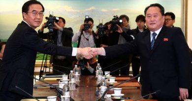 Coreas Acuerdan Reabrir Diálogo Militar
