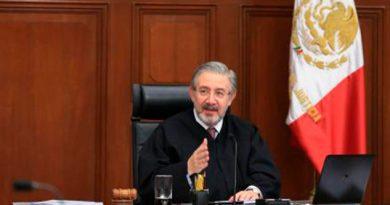 Corte Recibe Primera Impugnación Ley Seguridad Interior