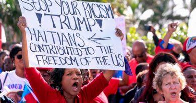 Demandan Gobierno E.U. Política Haití