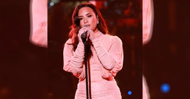 Demi Lovato Señalada Fans Tras Inocente Beso