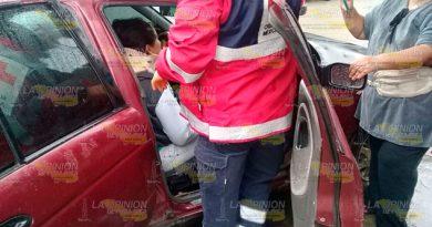 Encontronazo Tuxpan Heridos