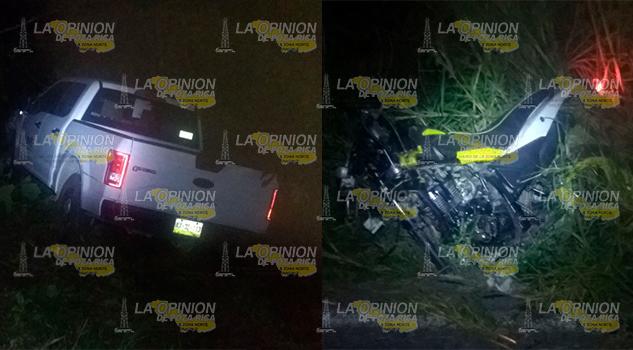 Fatal choque Carretera Federal Amozoc Nautla