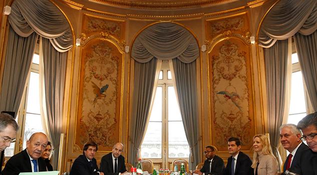 Francia Moliviza E.U Aliados Armas Químicas