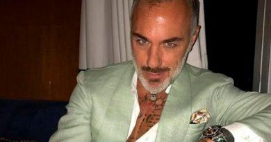 Gianluca Vacchi Sigue Redes Gailea Montijo