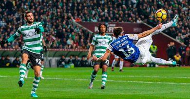 Héctor Herrera Falla Penal Porto