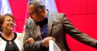 Hijo Bachelet Salva Juicio Corrupción