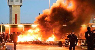 Incrementa Violencia Penintenciaria Francia