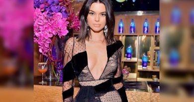 Kendall Jenner Desnuda Críticas Acné