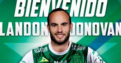 Landon Donovan Sale Retiro Jugar León
